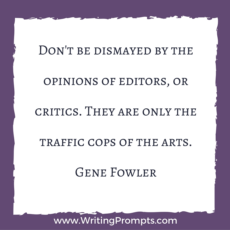 Don't be dismayed by the opinions