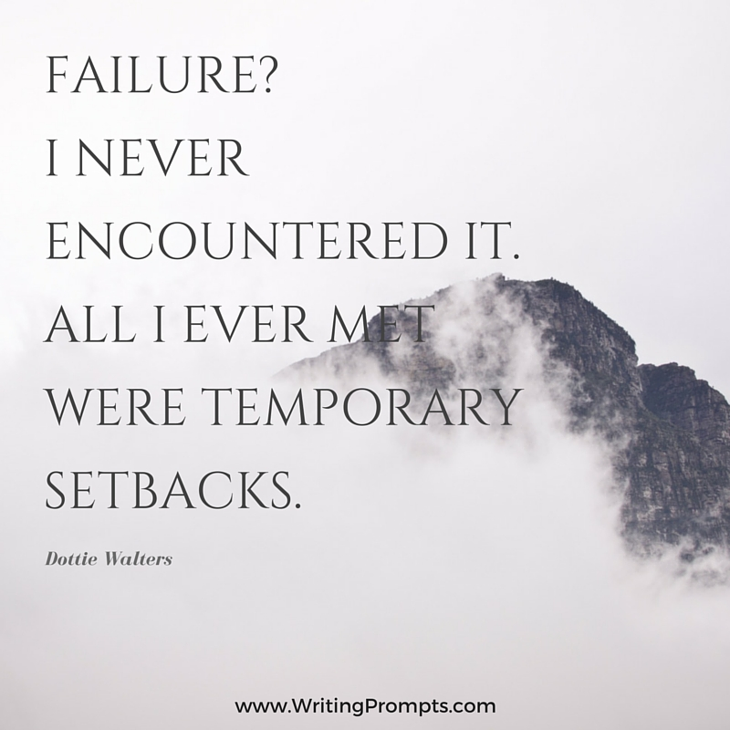 Never Encountered Failure