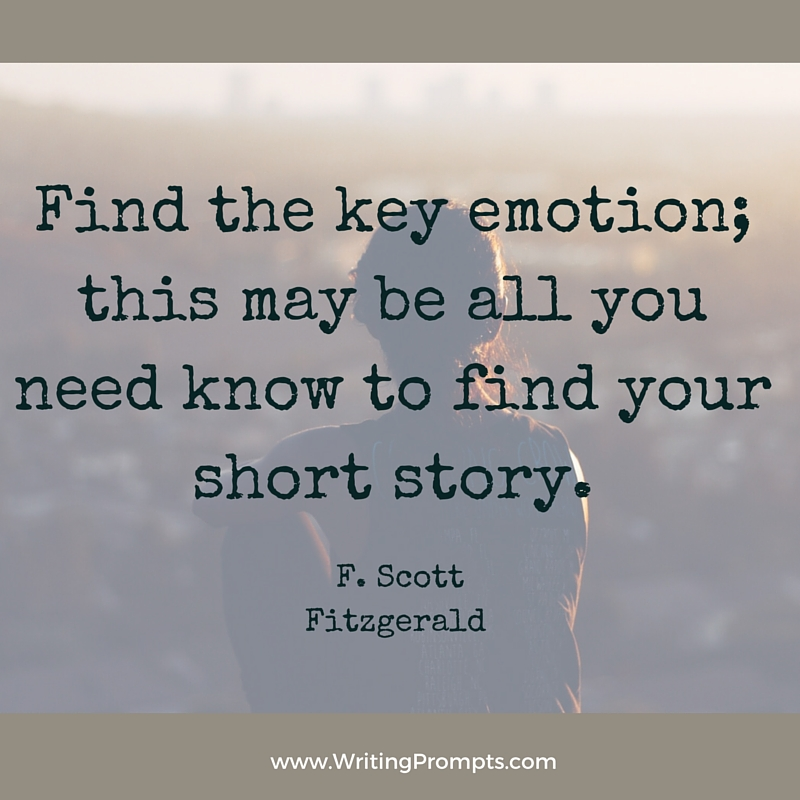 Find the key emotion