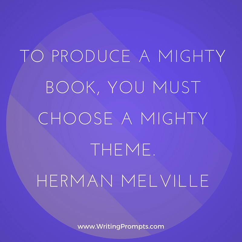 To produce a mighty book