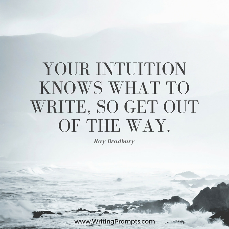 Your intuition knows